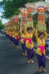 Mepeed parade in Sembung