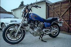 Yamaha V750 Special- 1984  6b