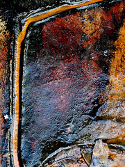 Water.Drain.Iron Oxide 1