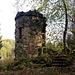 Ruinentürmchen im Romantikergarten