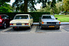 1974 Mercedes-Benz 200 Automatic & 1981 Ford Taunus