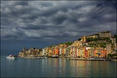 Überfahrt nach Portovenere - please enlarge! -