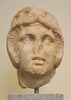 Head of Alexander the Great from the Kerameikos in the National Archaeological Museum of Athens, May 2014