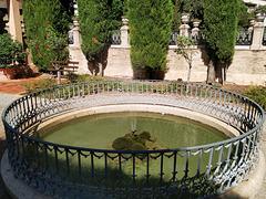 Valencia: jardines de Monforte, 1