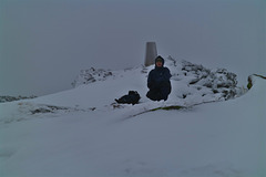 Summit of Ben Macdui