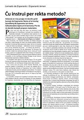 Ĉu instrui Esperanton per rekta metodo?