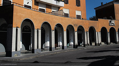 TRESIGALLO - Citta`del 900 (Emilia Romagna-Italy)