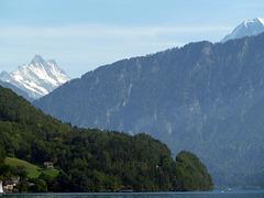 Hoch-Höher-am Höchsten, die Berge am Thunersee