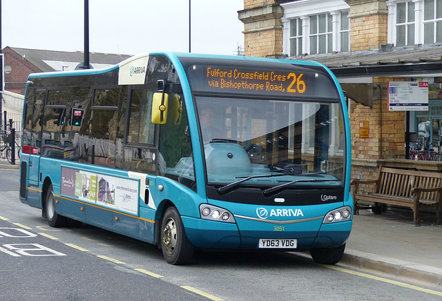 Buses around York (10) - 23 March 2016