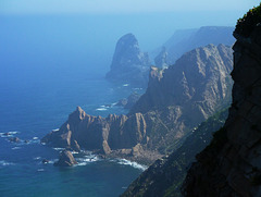 Looking North from Cabo da Roca