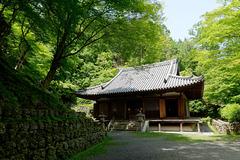 Temple Otagi Nenbutsu-ji (愛宕念仏寺) (1)
