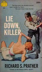 Richard S. Prather - Lie Down, Killer