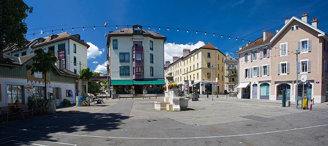 Place des Grottes (Genève)