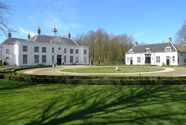 Nederland - Velsen, Beeckestijn