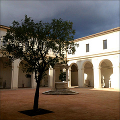 The small Cloister