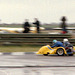 Thruxton 1984 - 7a Sidecar racing in the rain
