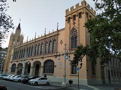 Valencia: palacio de la Exposición, 6