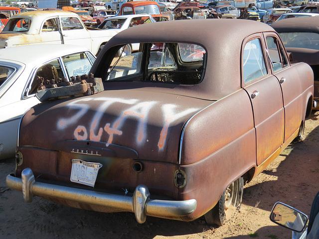 Ford Consul Mk I