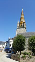 L'église de Carnac