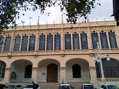 Valencia: palacio de la Exposición, 7