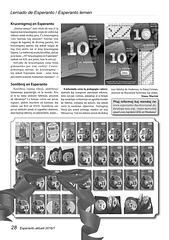 Krucenigmoj kaj sonlibroj en Esperanto