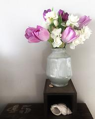 last weeks flowers