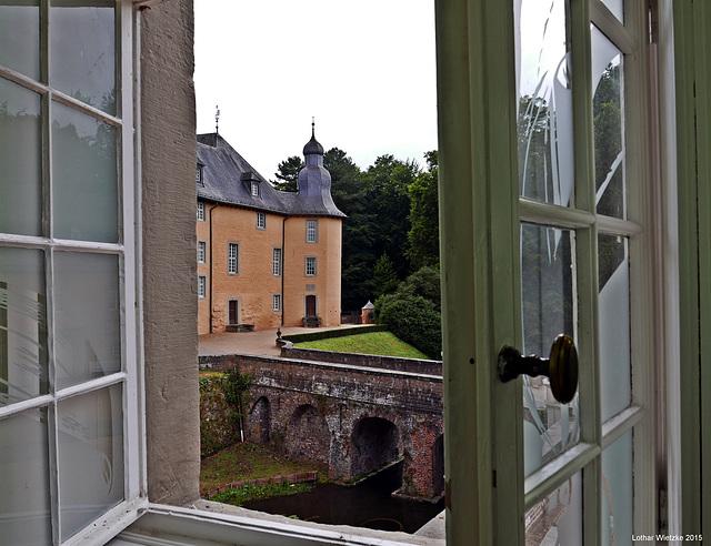 Blick zur Hochburg