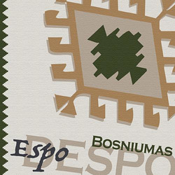 "Album' ""Bosniumas"" de Espo Despo"