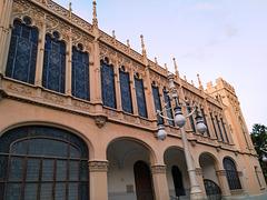 Valencia: palacio de la Exposición, 9