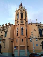 Valencia: palacio de la Exposición, 10