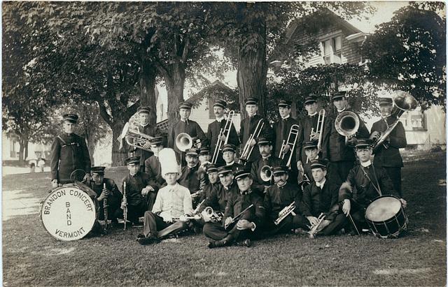 Summertime, 1911