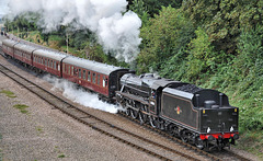 Great Central Railway 50th Anniversary of Closure Gala 3rd September 2016