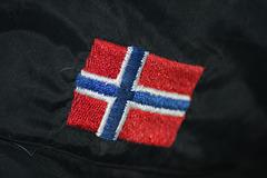 Regenhut aus Norwegen