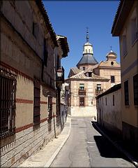 Colmenar De Oreja, Madrid Province, april 2016