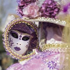 CASTRES (France), masques vénitiens