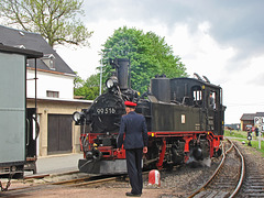 21 - Bei den Museumsbahnern Schönheide - Stützengrün