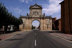 Arc de saint Benoît.