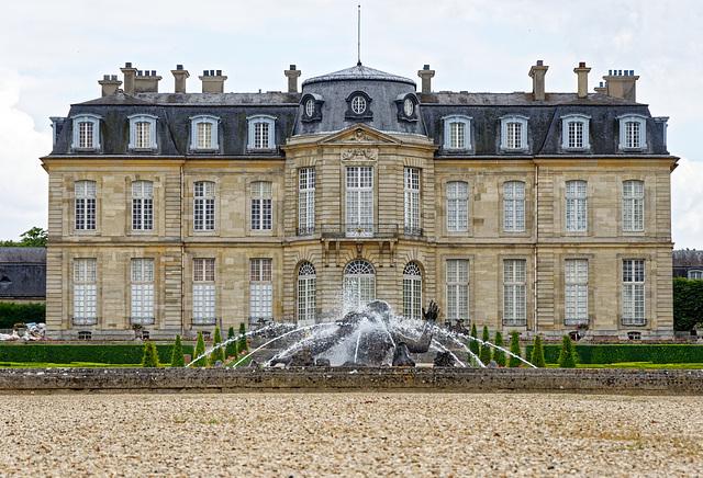 Château de Champs sur Marne