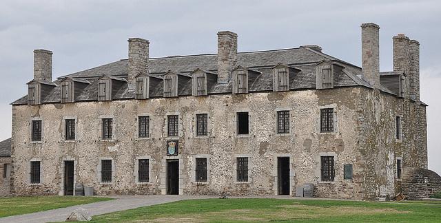 Castle at Fort Niagara