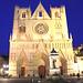 Primatiale St Jean - Lyon