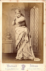 Josephine De Reszke  by Pierre Petit
