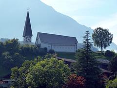 Reformierte Kirche in Faulensee