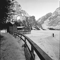 The frozen lake Braies, HFF