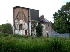 Aylesbury- Derelict Hills and Partridge Flour Mill