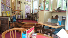 Ende des 7-Häuser-Cafés