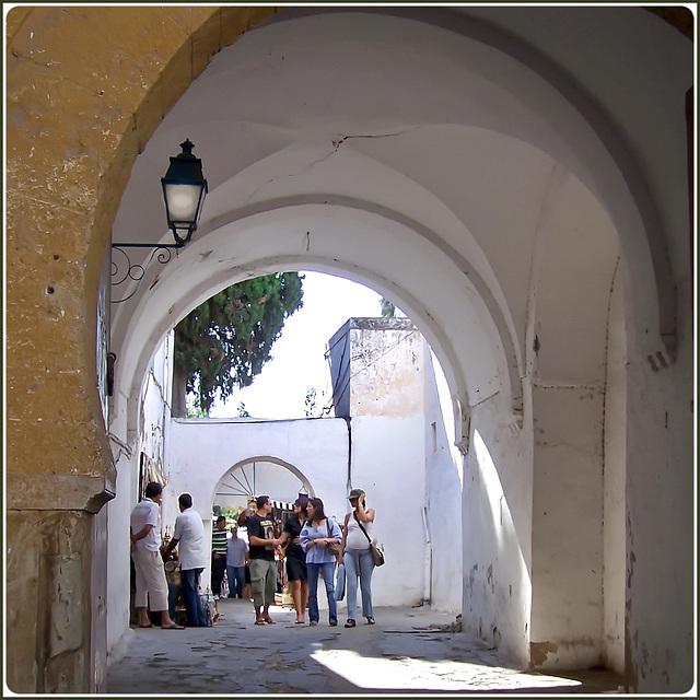 Tunisi : Sidi Bu Said 2