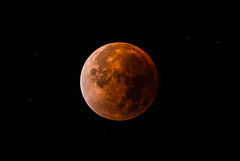 Mondfinsternis - 20150928