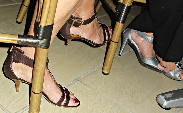 double heels