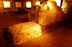 DE - Köln - Groß St. Martin, römische Ausgrabungen
