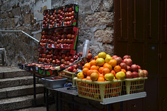 The Old City of Jerusalem, Fruits for Fresh Juices
